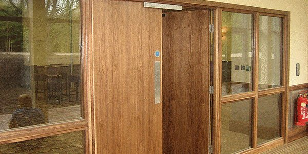 Acoustic Doors – Promoting Healing and Recovery – Bespoke